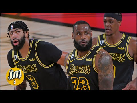 Will the 'Mamba' jerseys put more pressure on the Lakers to close out the Finals? | The Jump