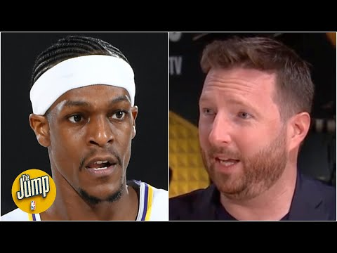 What's Rajon Rondo's future with the Lakers? | The Jump