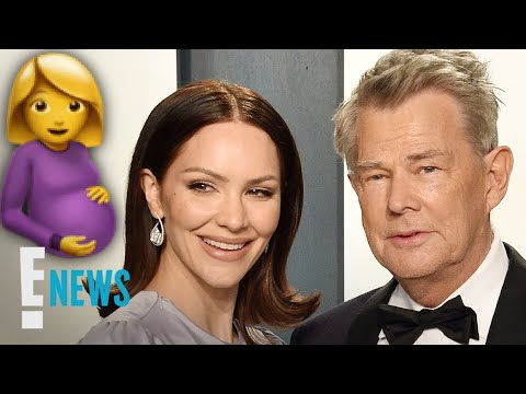 Katharine McPhee Is Pregnant, Expecting Baby No. 1 With David Foster   E! News