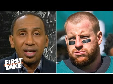 Stephen A. explains why the Eagles need to win vs. the Steelers in Week 5 | First Take