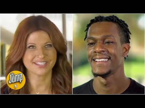 Rajon Rondo on expectations for Game 5 vs. the Heat | The Jump
