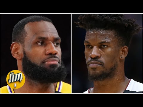LeBron or Jimmy Butler: Who is under more pressure in Game 5? | The Jump