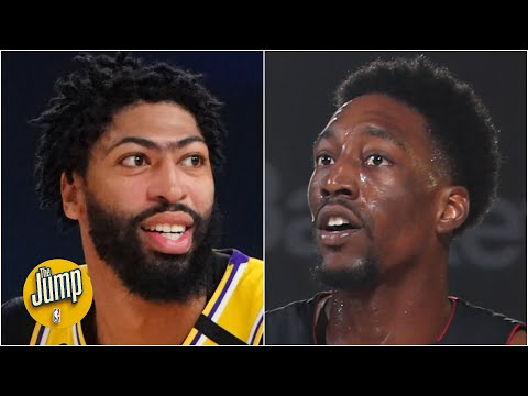 Anthony Davis or Bam Adebayo: Who will have a bigger defensive impact? | The Jump