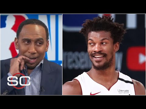 Stephen A. answers for saying the Heat-Lakers series was over ahead of Game 5 | SportsCenter
