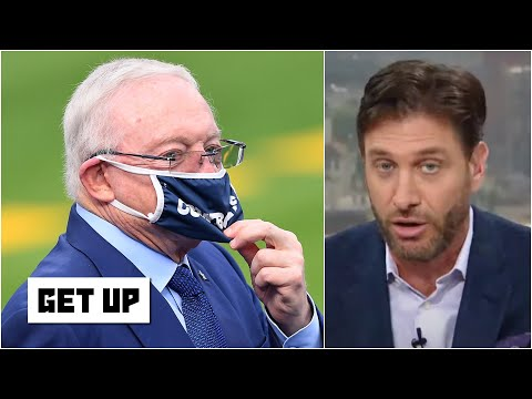 The Cowboys have actually been worse than you think – Mike Greenberg | Get Up