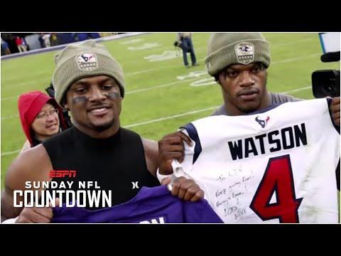 How COVID-19 put a twist on the NFL jersey swap | NFL Sunday Countdown