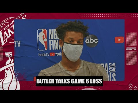 Jimmy Butler looks back at the Miami Heat's NBA bubble journey   2020 NBA Finals
