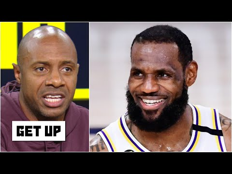 LeBron & the Lakers could be NBA title favorites for the next 3 years – Jay Williams | Get Up