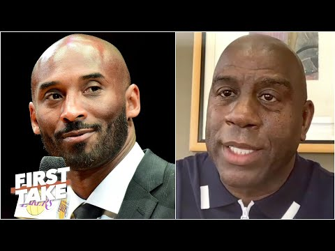 Magic Johnson credits Kobe Bryant for behind-the-scenes role in Lakers' 2020 NBA title   First Take