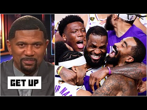 Jalen Rose congratulates LeBron for reclaiming himself as the 'King of the Court'   Get Up