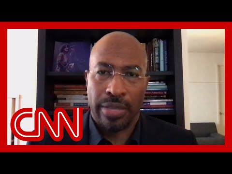 'Remarkable': Van Jones calls out Giuliani's false claim to Trump supporters