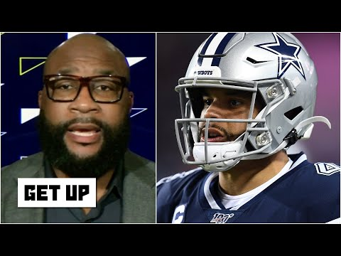 Marcus Spears on Dak Prescott's injury: Signing the franchise tag was the wrong move   Get Up