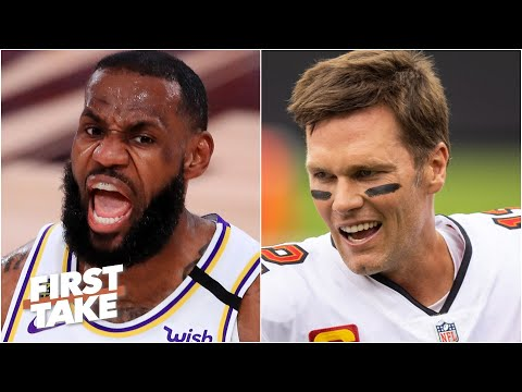 LeBron vs. Tom Brady: Who has dominated his sport more? | First Take