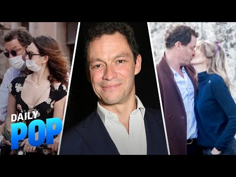 Dominic West & Wife Put Up a United Front After Lily James Photos | Daily Pop | E! News