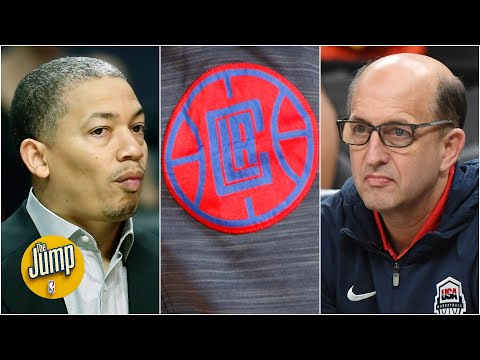 Ty Lue and Jeff Van Gundy are at the top of the Clippers' list for new coach | The Jump