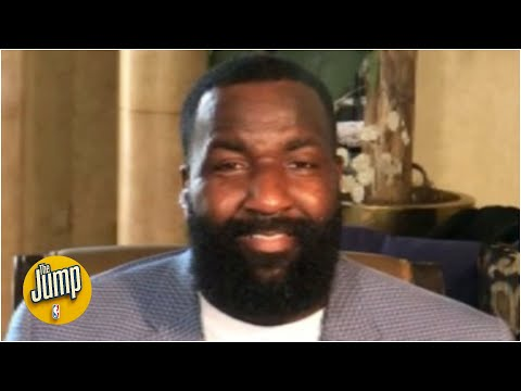 Kendrick Perkins is 'all in' for the NBA keeping play-in games next season | The Jump