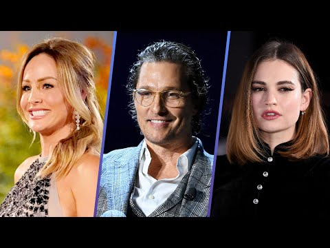 Worst Impression Rose, McConaughey Curse & More of Lily James