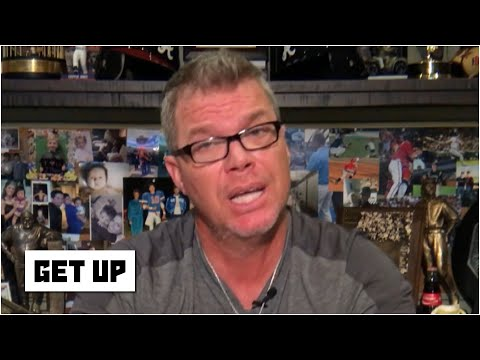 Chipper Jones on the Astros avoiding an ALCS sweep & the Dodgers' 11-run inning in the NLCS | Get Up