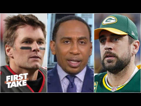 First Take previews Packers vs. Bucs: Does Aaron Rodgers have more to prove than Tom Brady?