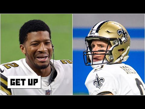 Saints should start Jameis over Brees during an 'easy' 4-game stretch – Domonique Foxworth | Get Up