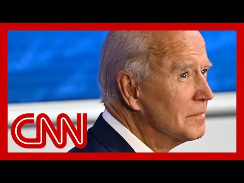 Biden attempts to clean up Supreme Court expansion answer