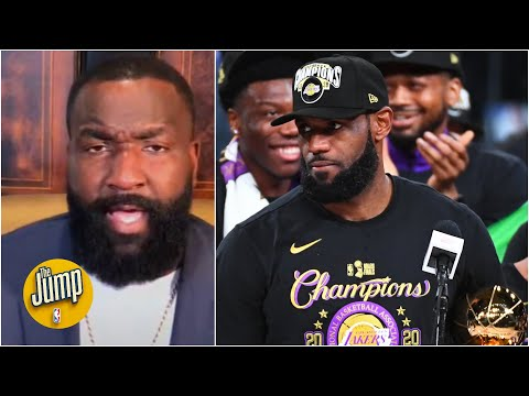 Reacting to Mo Speights throwing shade at LeBron: Stand behind what you say! – Perk | The Jump