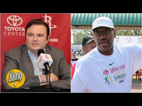 Breaking down Daryl Morey's legacy and remembering a beloved Rockets scout | The Jump