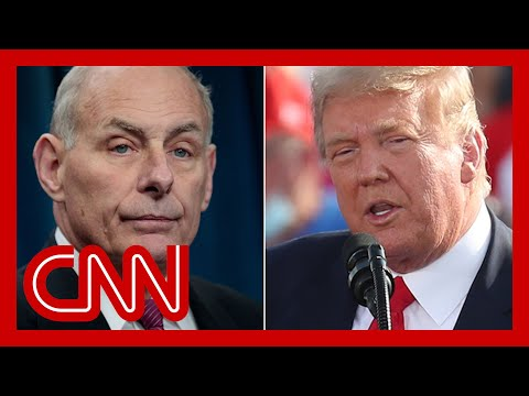 Former Trump chief of staff unleashes on the President to friends