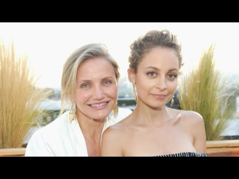 Fans Just Realized Cameron Diaz Is Nicole Richie's Sister-in-Law | E! News