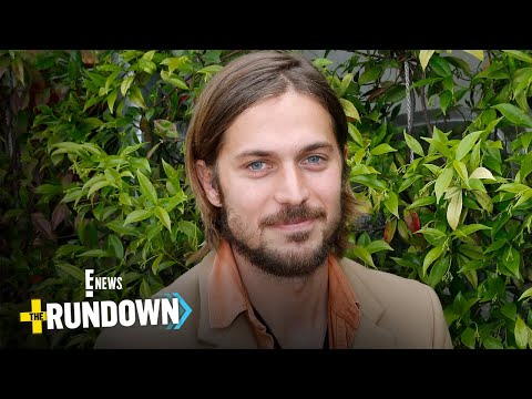 "Lucas Bravo Reacts to Lily Collins' ""Emily in Paris"" Age 