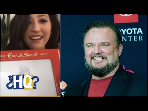 Daryl Morey tried to hire Mina Kimes to do an Etch A Sketch for a free agent   Highly Questionable
