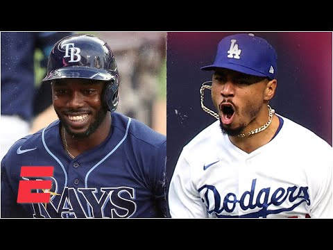 Previewing the Rays vs. Dodgers World Series matchup | Keyshawn, JWill & Zubin