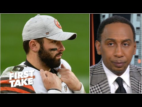 'I've given up' on Baker Mayfield, the Browns & Cleveland should give up – Stephen A. | First Take