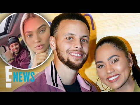 Steph Curry Defends Wife Ayesha Curry's New Hair Style | E! News
