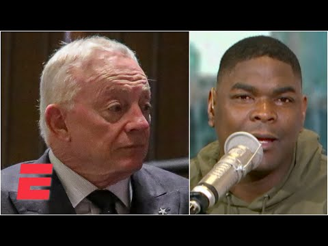The Cowboys are 'pathetic, it's a bad football team … they stink!' – Keyshawn Johnson | Get Up