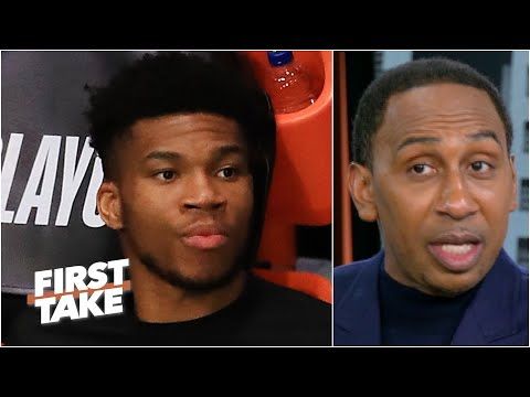 The Bucks 'are in trouble of losing the Greek Freak' – Stephen A. on Giannis' future | First Take