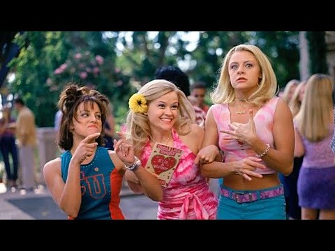 "Reese Witherspoon's ""Legally Blonde"" Virtual Reunion"