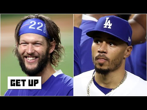 How Clayton Kershaw & Mookie Betts helped the Dodgers win Game 1 of the 2020 World Series | Get Up