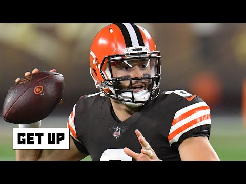 Is Baker Mayfield a below-average QB? | Get Up
