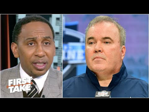 Stephen A.: I wouldn't be surprised if Mike McCarthy gets fired before the season ends | First Take