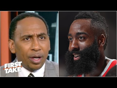 I'm NOT trading James Harden! – Stephen A. thinks the Rockets have an icon | First Take