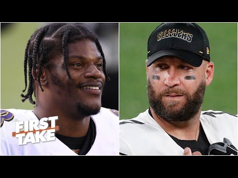 Do you have more faith in the Ravens or the Steelers? | First Take