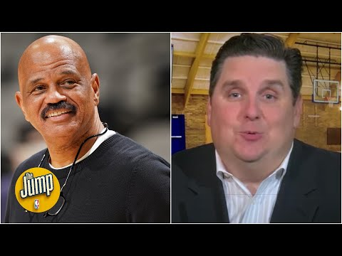 Brian Windhorst: John Lucas is new frontrunner for Rockets coaching vacancy  | The Jump