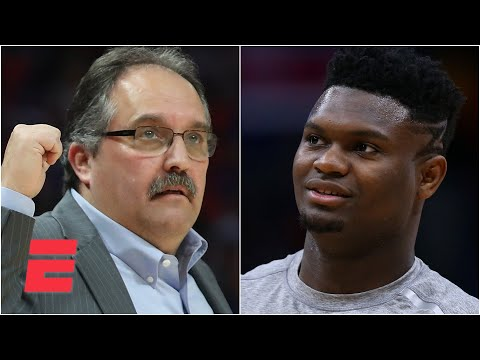 Is Stan Van Gundy a good fit to coach Zion Williamson? | KJZ