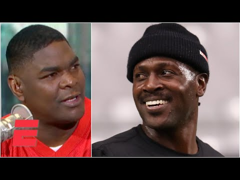 Keyshawn Johnson says Antonio Brown would provide a spark for the Seahawks' offense | KJZ