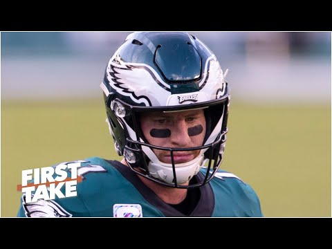 Should the Eagles regret paying Carson Wentz his massive contract? [Part 1] | First Take