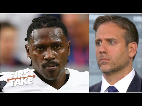 Max Kellerman isn't confident Antonio Brown would last the season with the Seahawks | First Take
