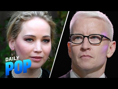 Jennifer Lawrence Confronted Anderson Cooper Over Oscars Dig | Daily Pop | E! News