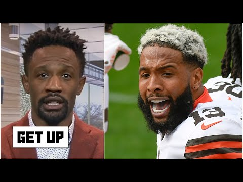 Reacting to Odell Beckham Jr.'s comments on the Browns' loss vs. the Steelers   Get Up
