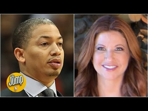 Ty Lue talks becoming Clippers head coach and if he regrets declining the Lakers' offer | The Jump